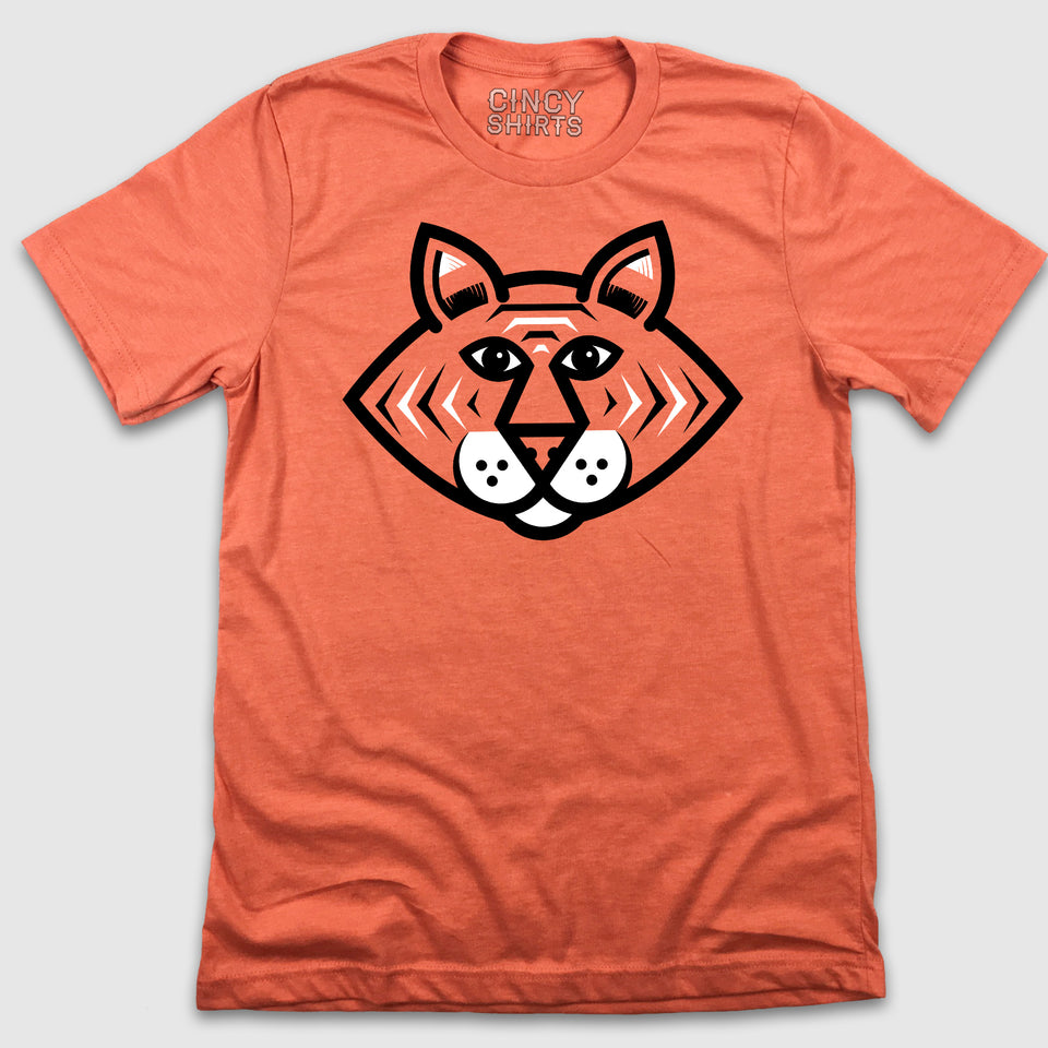 Bengal Tiger - Billiter Studio's Design - Cincy Shirts