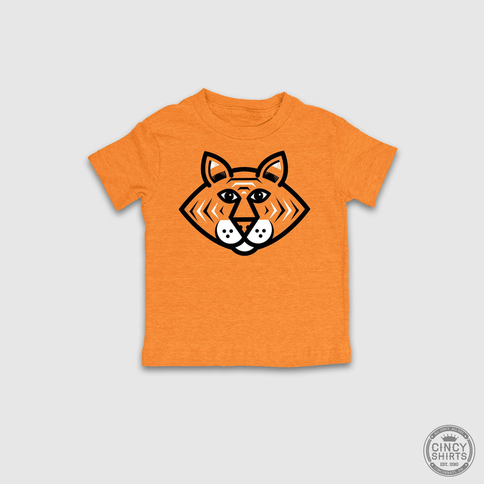 Bengal Tiger - Cincy Shirts