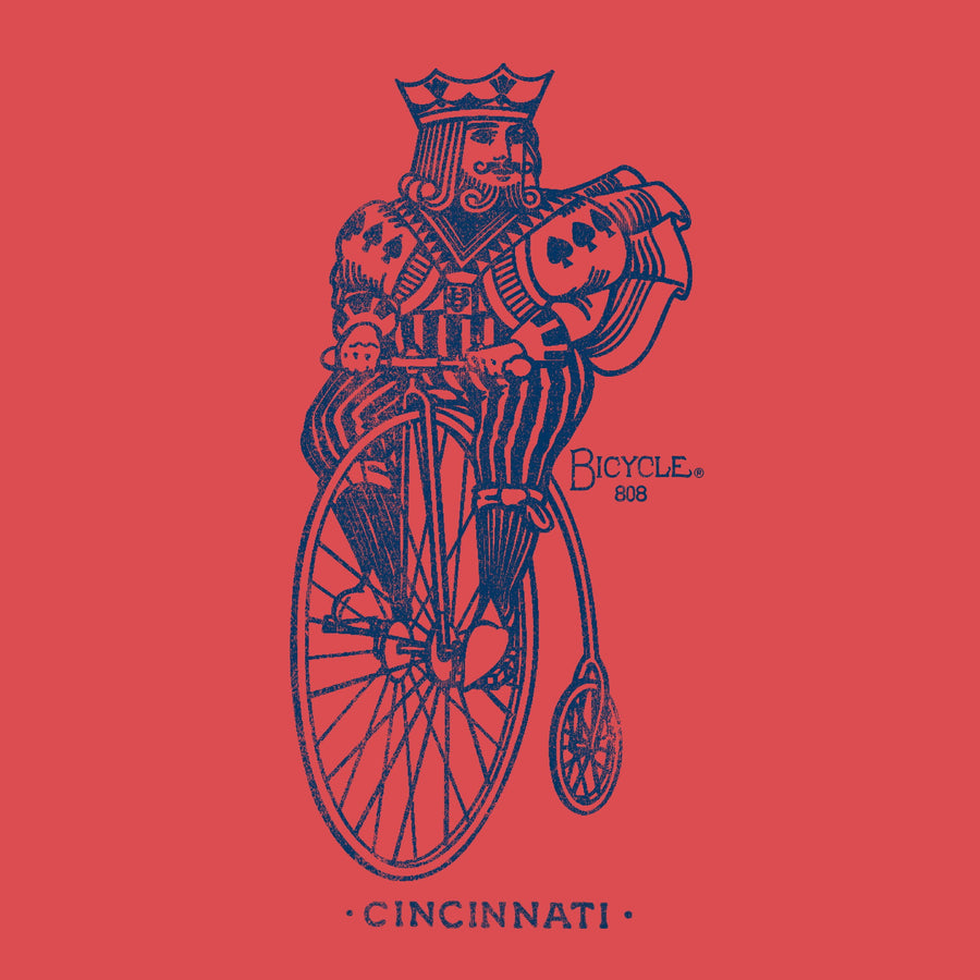 Bicycle King - Cincy Shirts
