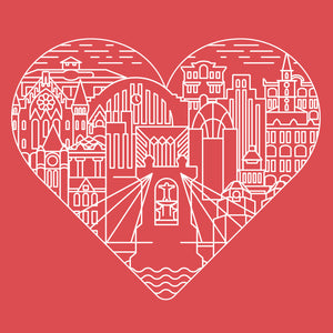 Queen City Love - Billiter Studio's Design image