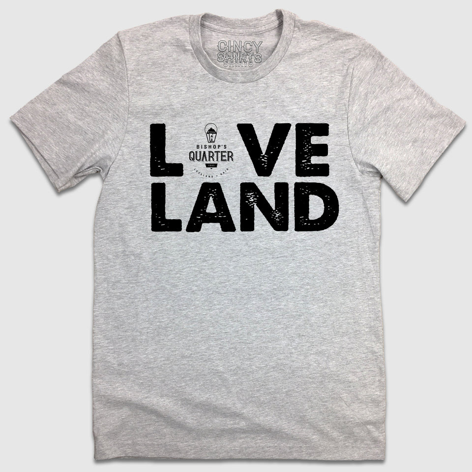 Loveland - Bishop's Quarter T-shirt