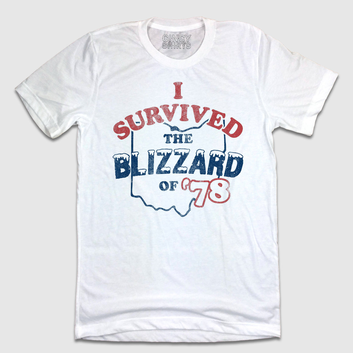 Blizzard of 78' - Cincy Shirts