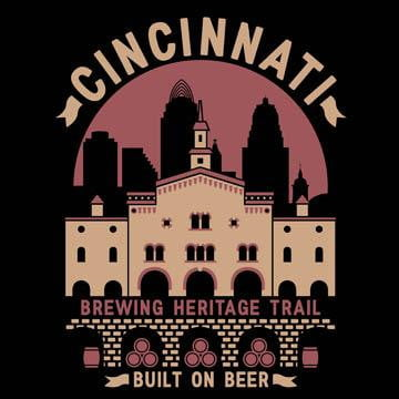 Cincinnati Brewing Heritage - Cincy Shirts