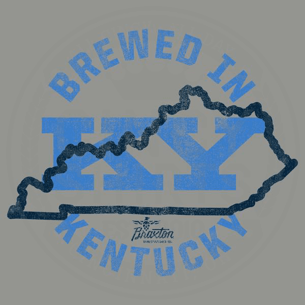 Brewed in Kentucky - Braxton Brewing Co. - Cincy Shirts