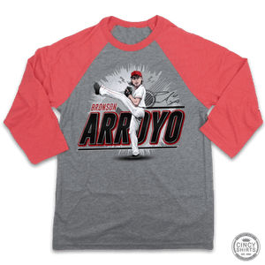 Bronson Arroyo - Hall of Heroes