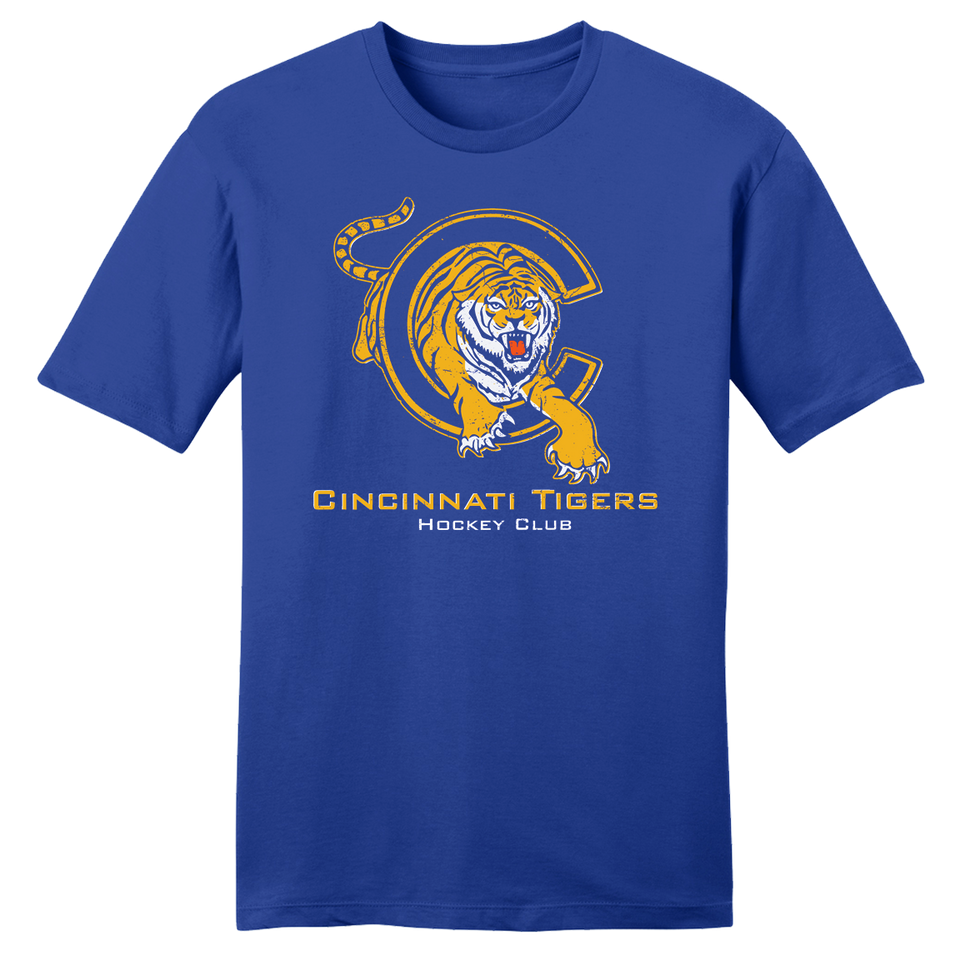 Cincinnati Tigers Hockey - Cincy Shirts
