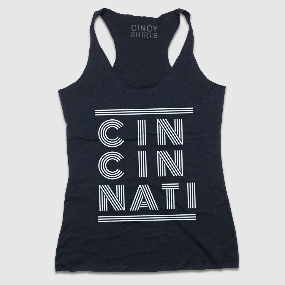 CIN CIN NATI - Cincy Shirts