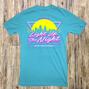 Light Up the Night 2017 - Unisex T-shirt
