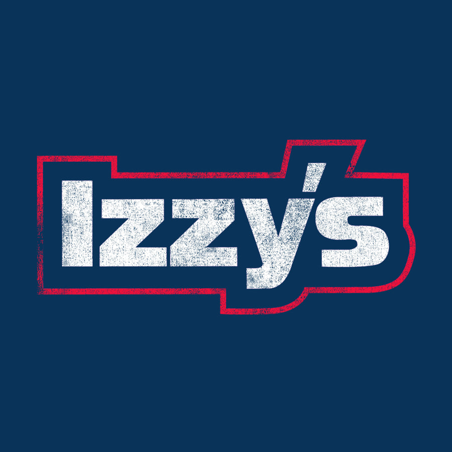 Izzy's Font Logo - Adult & Youth Sizes - Cincy Shirts