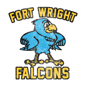 Fort Wright Distressed Falcon