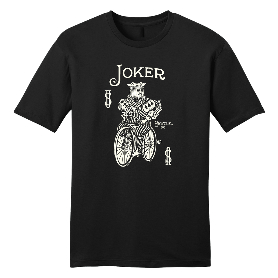 Bicycle Joker - Cincy Shirts