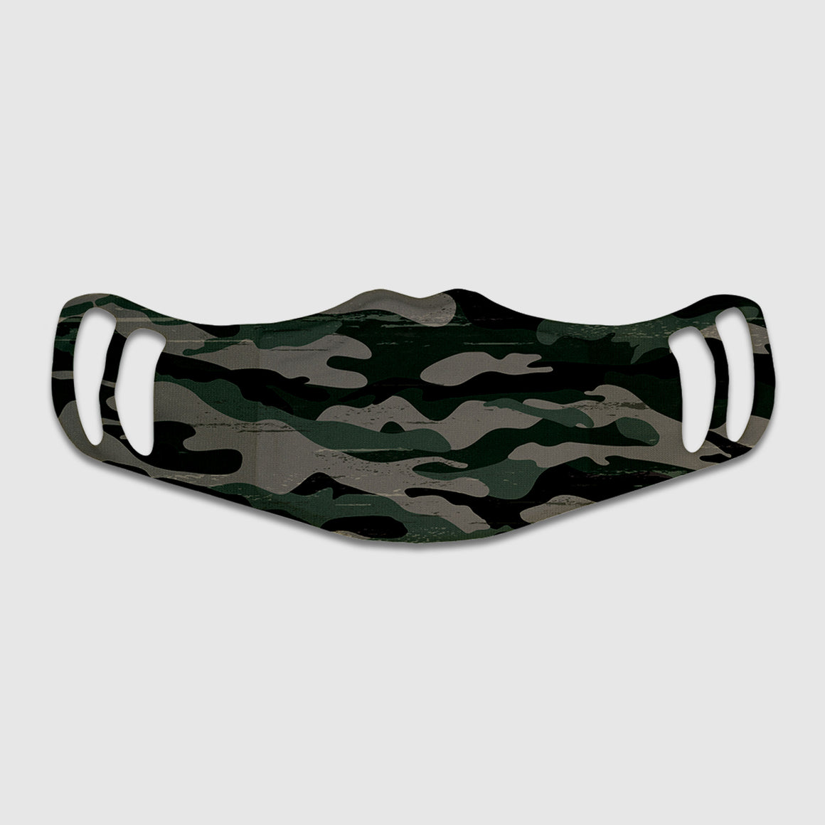 Camo Face Mask - Cincy Shirts