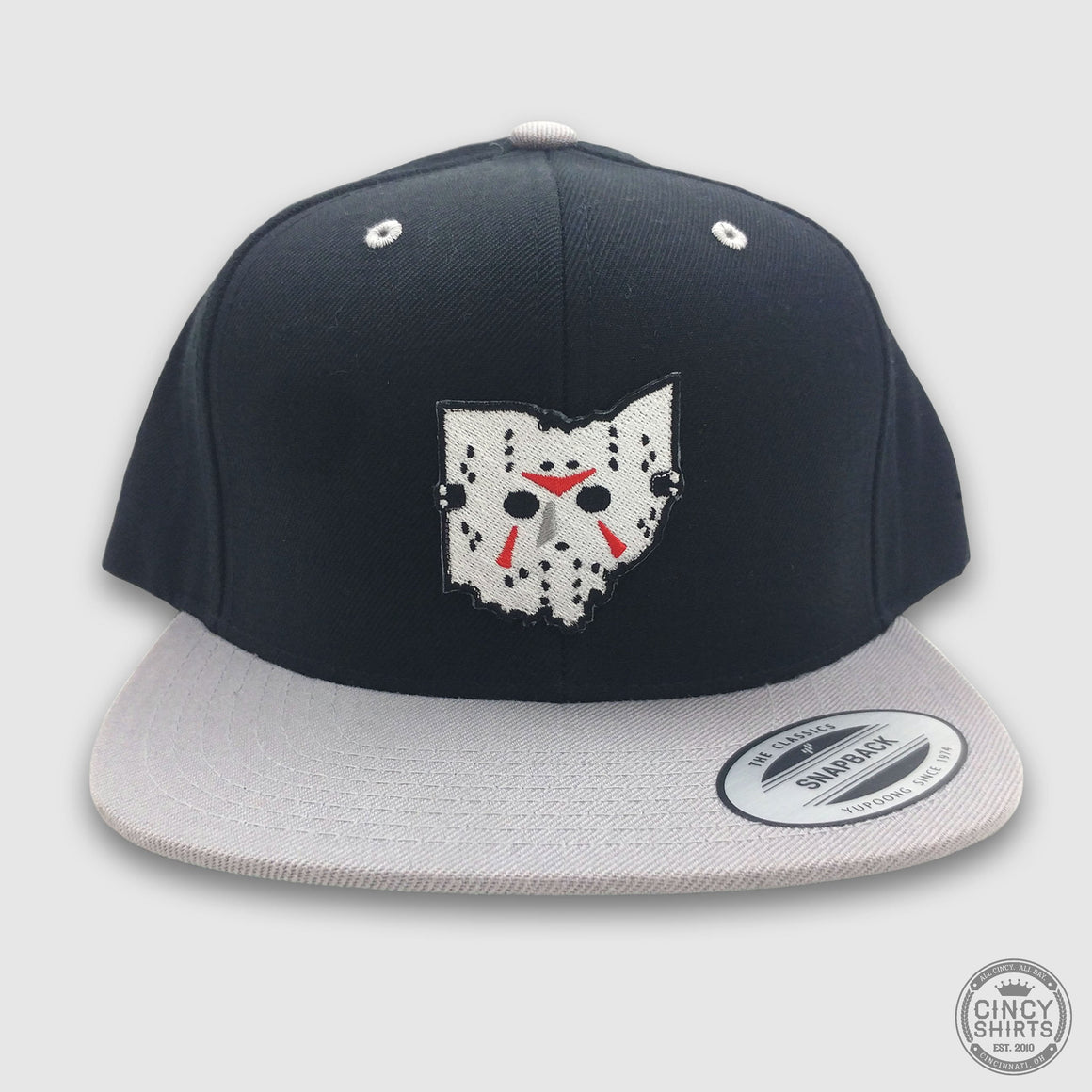 Camp Killer Snapback Hat - Cincy Shirts