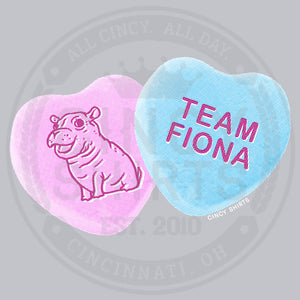 Fiona Candy Hearts - Youth Sizes