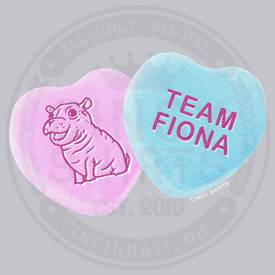 Fiona Candy Hearts - Cincy Shirts