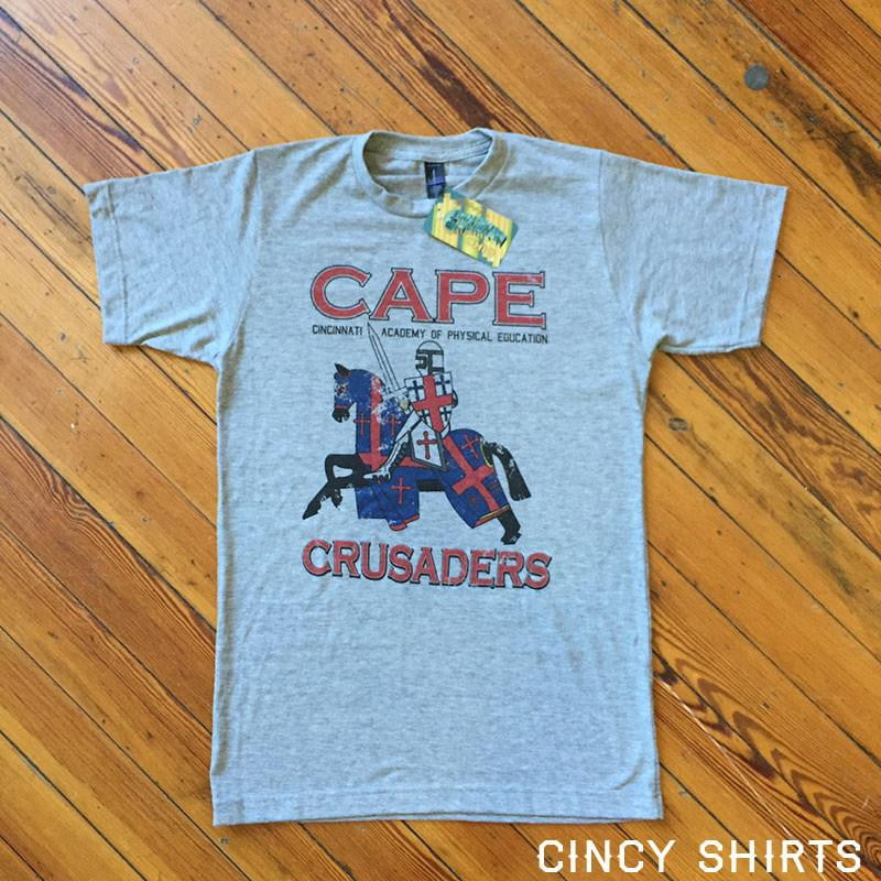 CAPE Crusaders T-Shirt