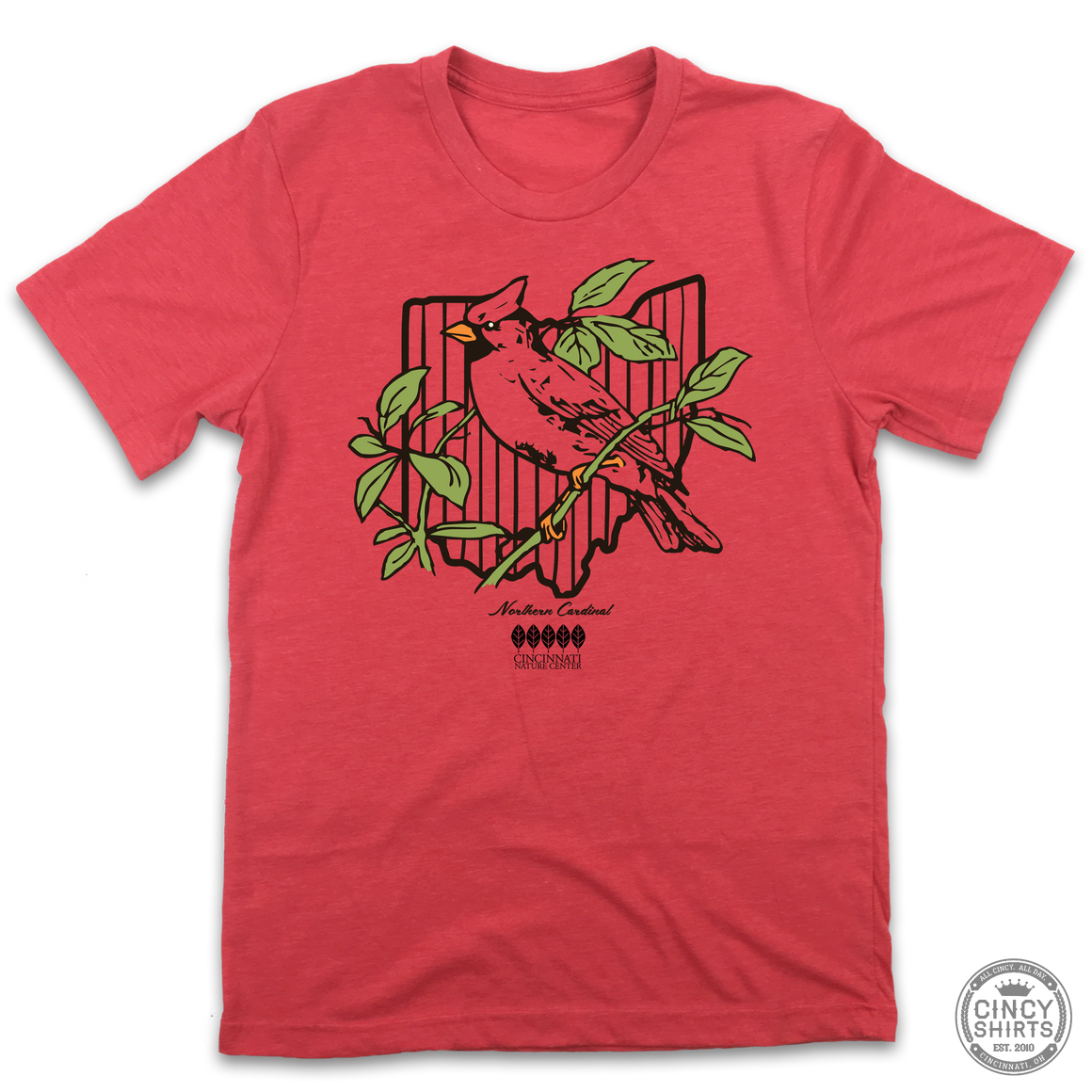 Northern Cardinal - Cincy Shirts