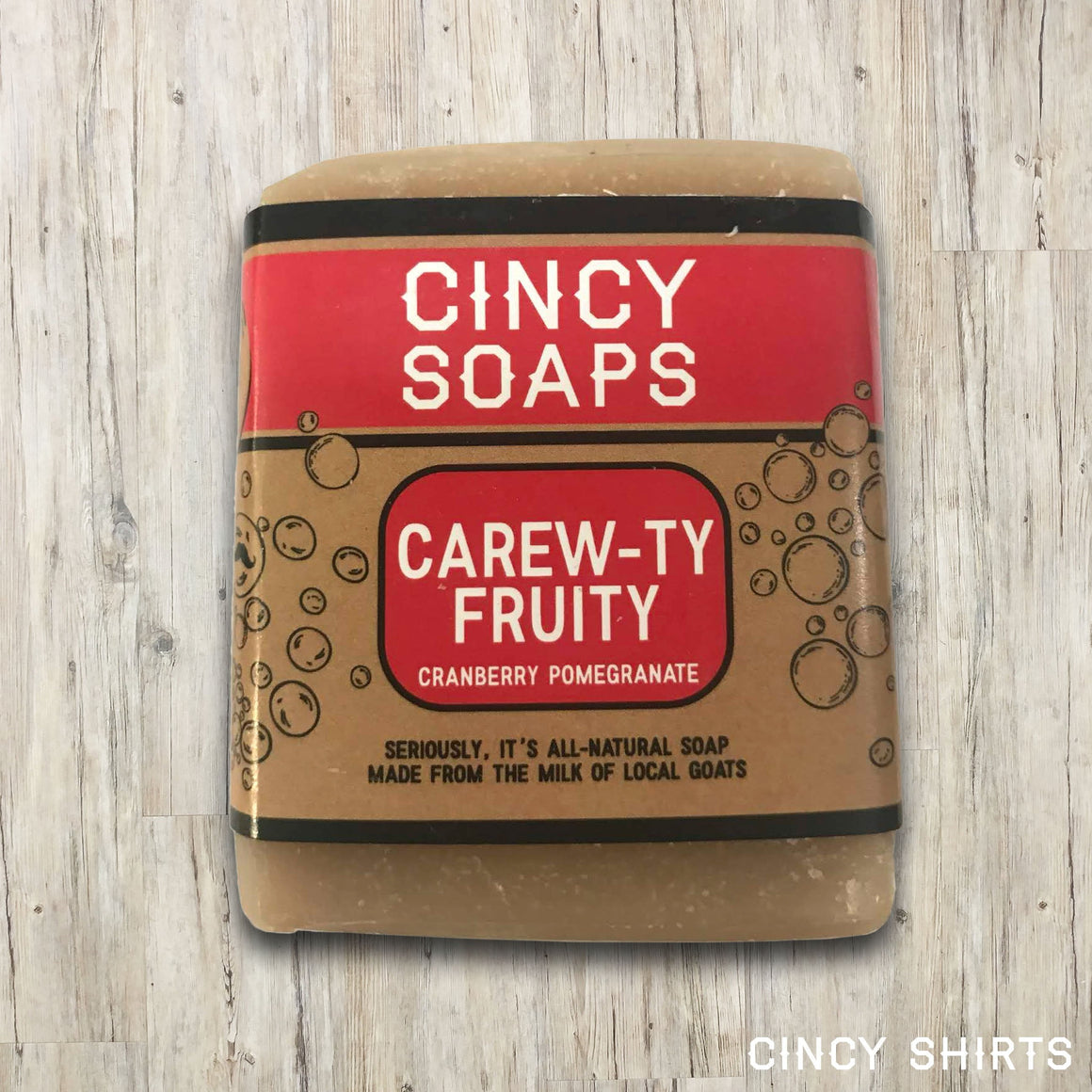 3 for $20 Myster Cincy Soaps - Cincy Shirts