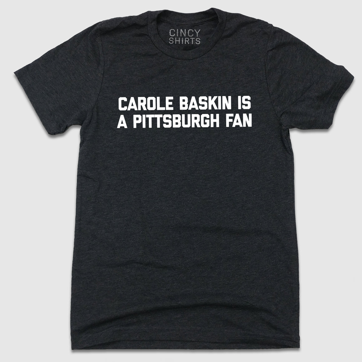Carole Baskin Is A Pittsburgh Fan T-shirt