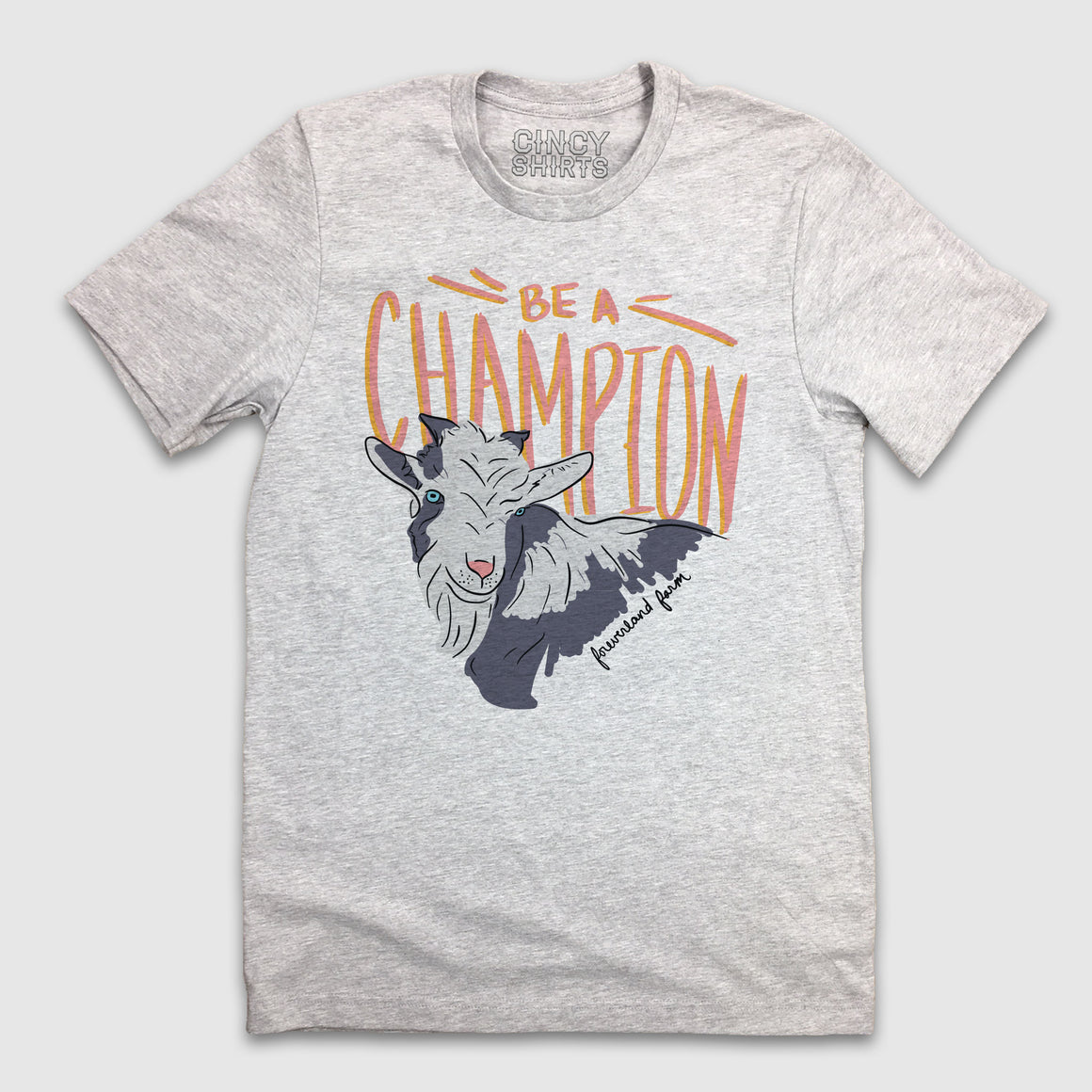 Champion - Foreverland Farm - Cincy Shirts