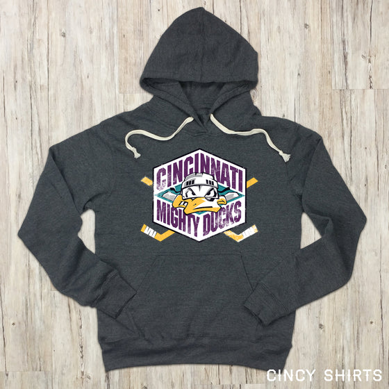 Cincinnati Mighty Ducks Hoodie