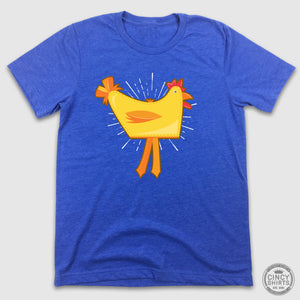 Chicken Hat Dance - Cincy Shirts