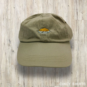 Cincy Chili Dad Hat - Tan - Cincy Shirts