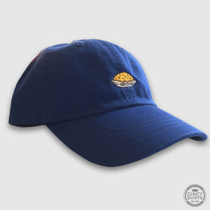 Chili Dad Hat - Royal Blue - Cincy Shirts
