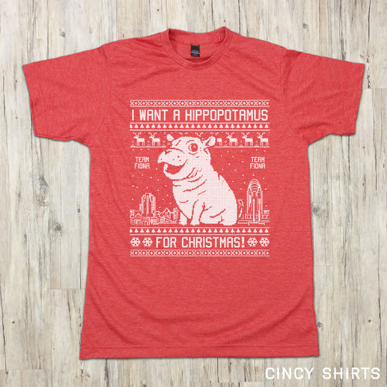 Fiona Christmas T-shirt