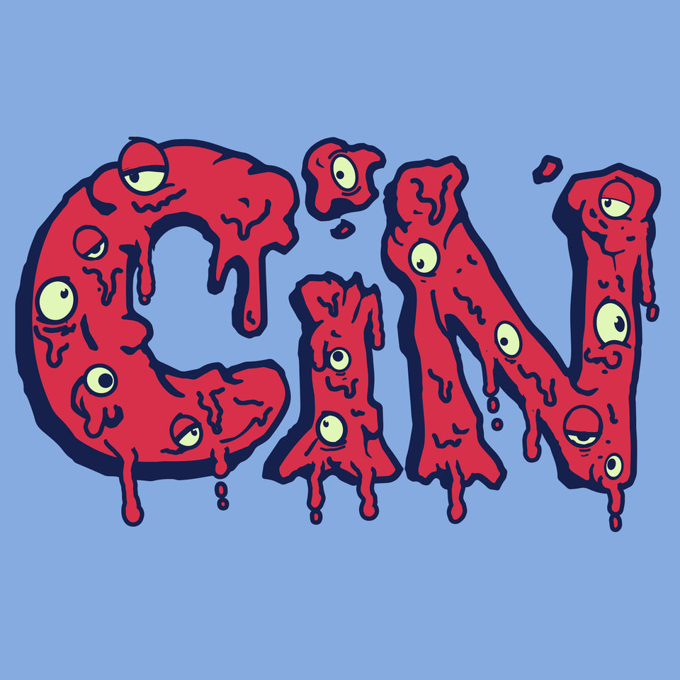 Monster Cin Eyes - Cincy Shirts