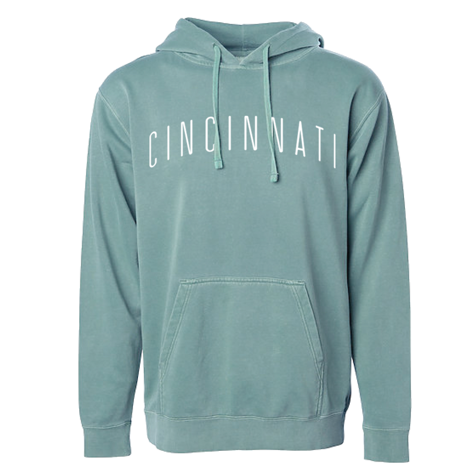 Cincinnati Pigment Fleece