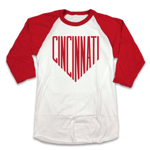 Cincinnati Home Plate - Cincy Shirts
