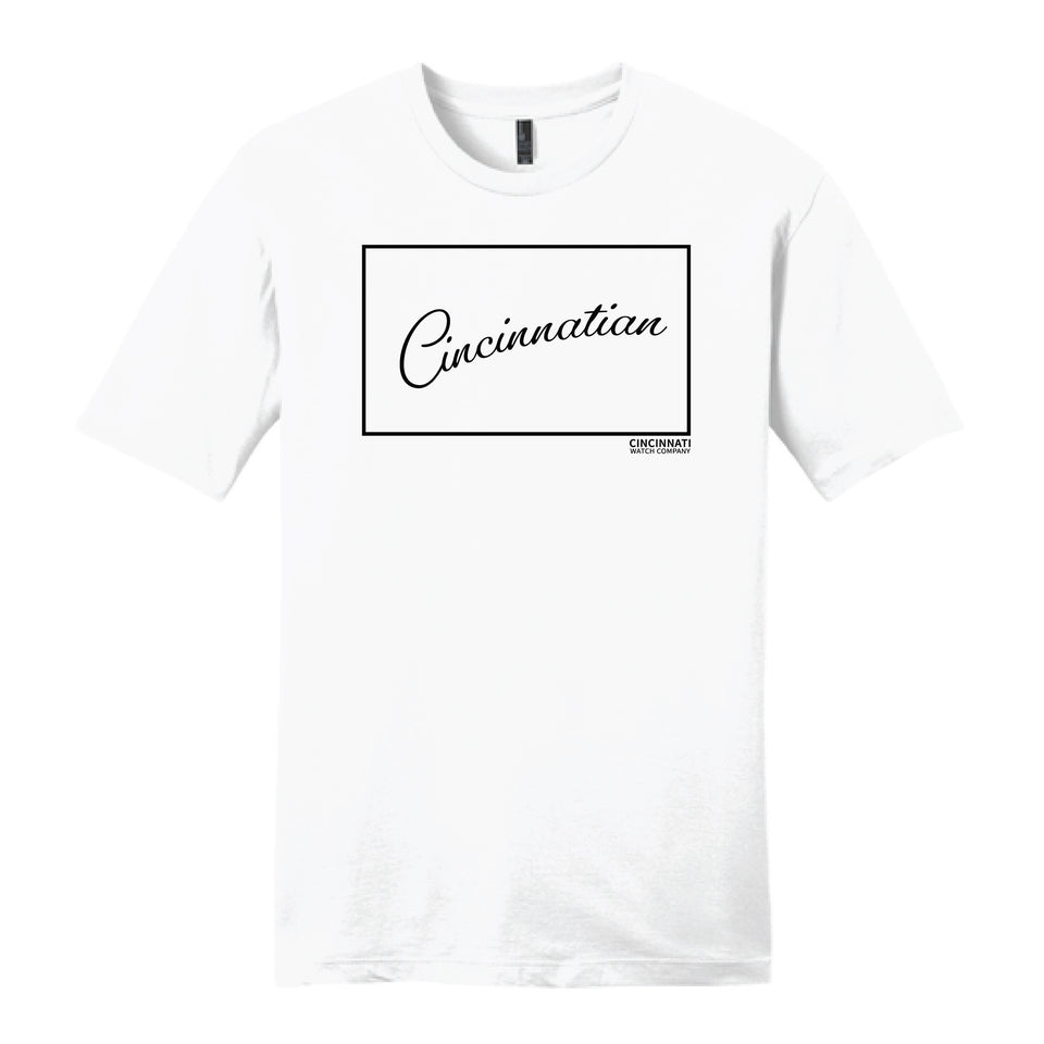 Classic Cincinnatian Cincinnati Watch Company - Cincy Shirts