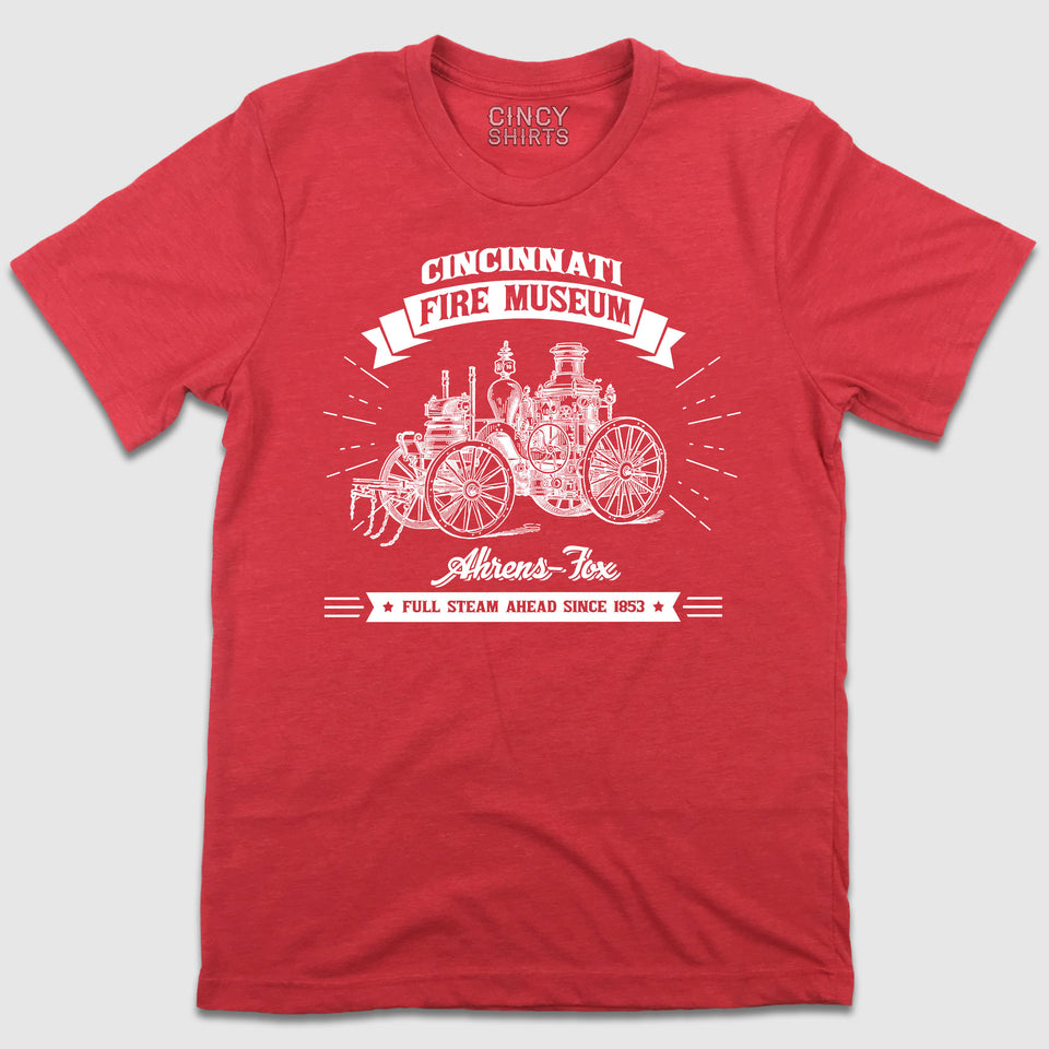Cincinnati Fire Museum - Cincy Shirts