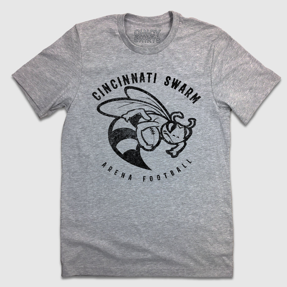 Cincinnati Swarm Arena Football T-shirt af2