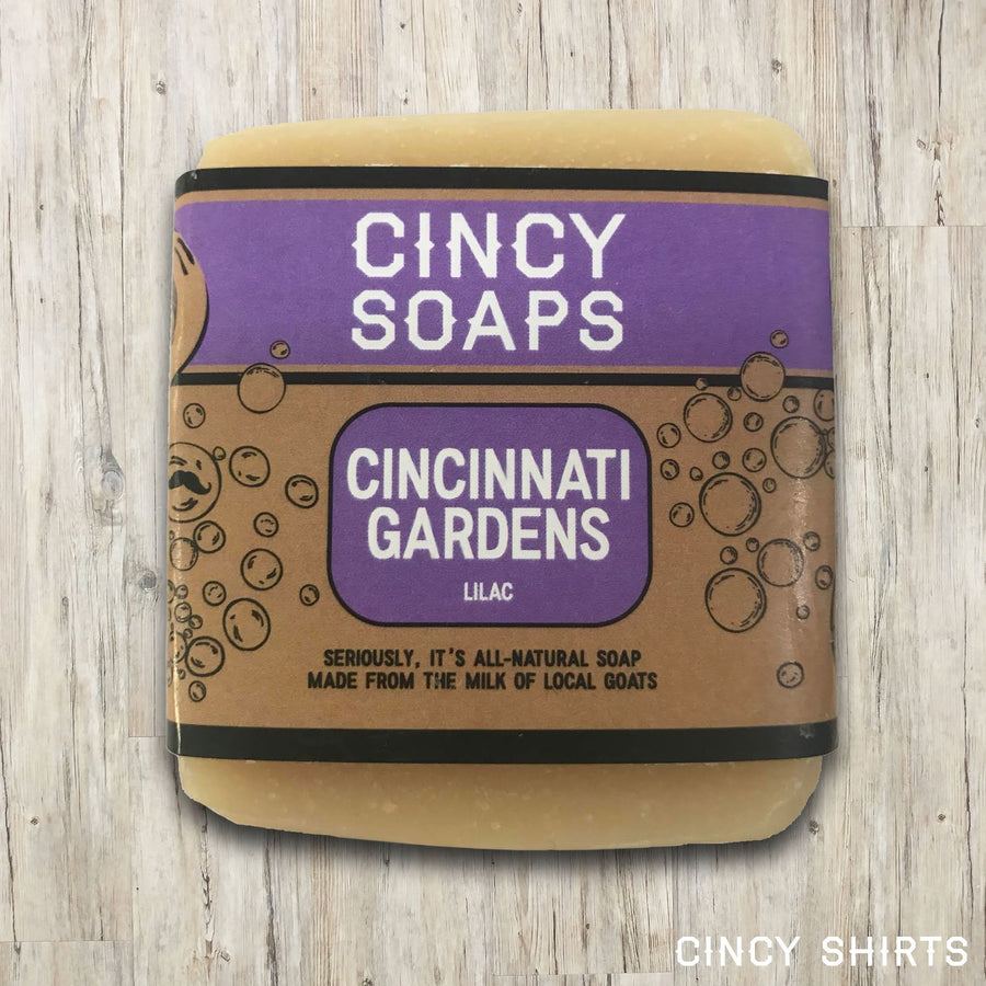 3 for $20 Myster Cincy Soaps