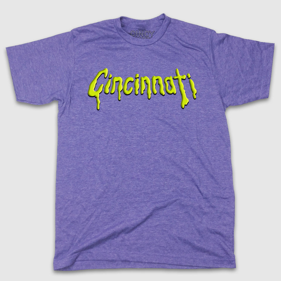 Goosebumps Cincinnati - Cincy Shirts