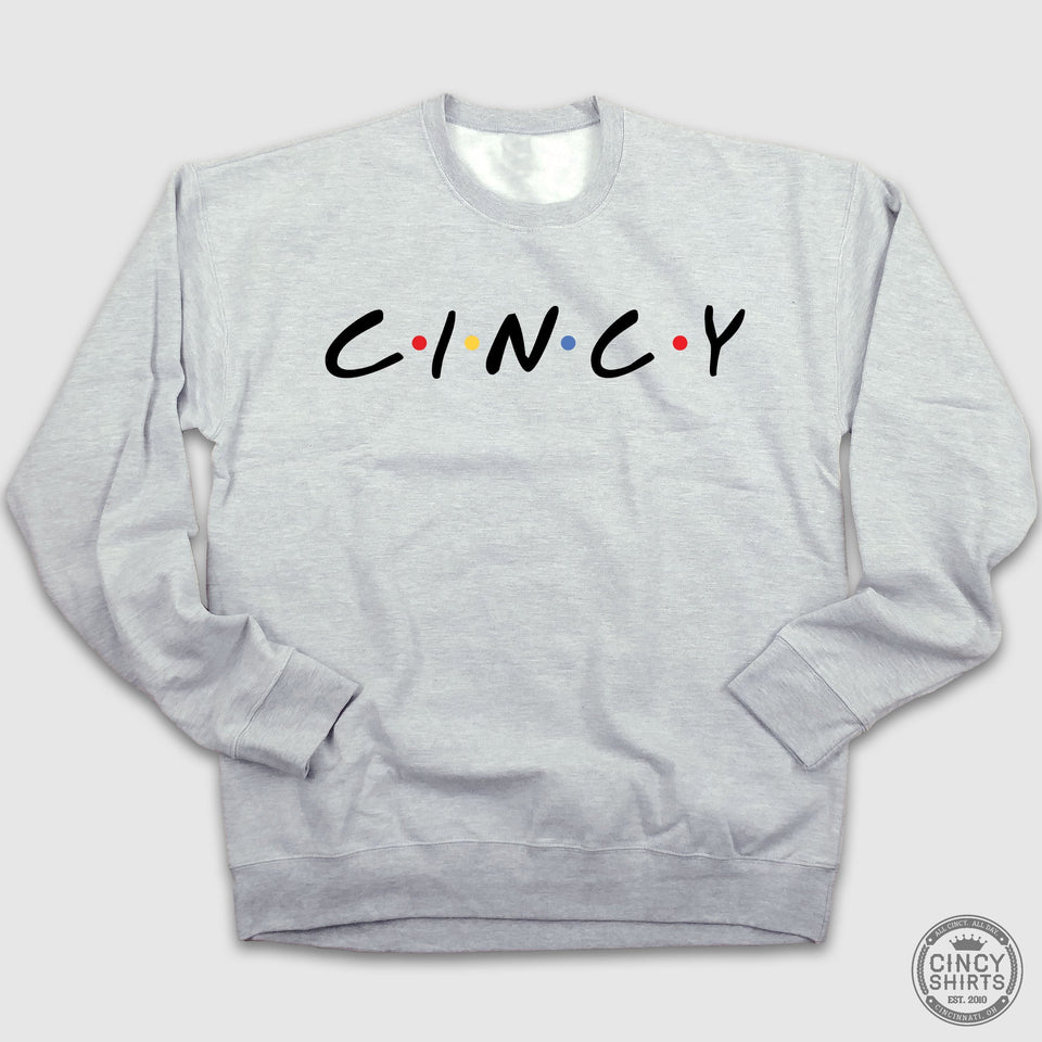 C·I·N·C·Y - Black Ink - Cincy Shirts