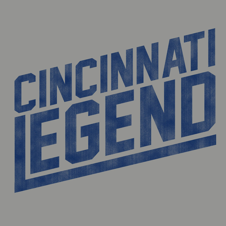 Cincinnati Legend - Cincy Shirts