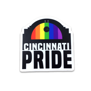 Cincinnati Pride - Sticker