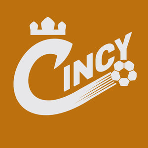 Cincy Swoop - FC Cincinnati Burnt Orange