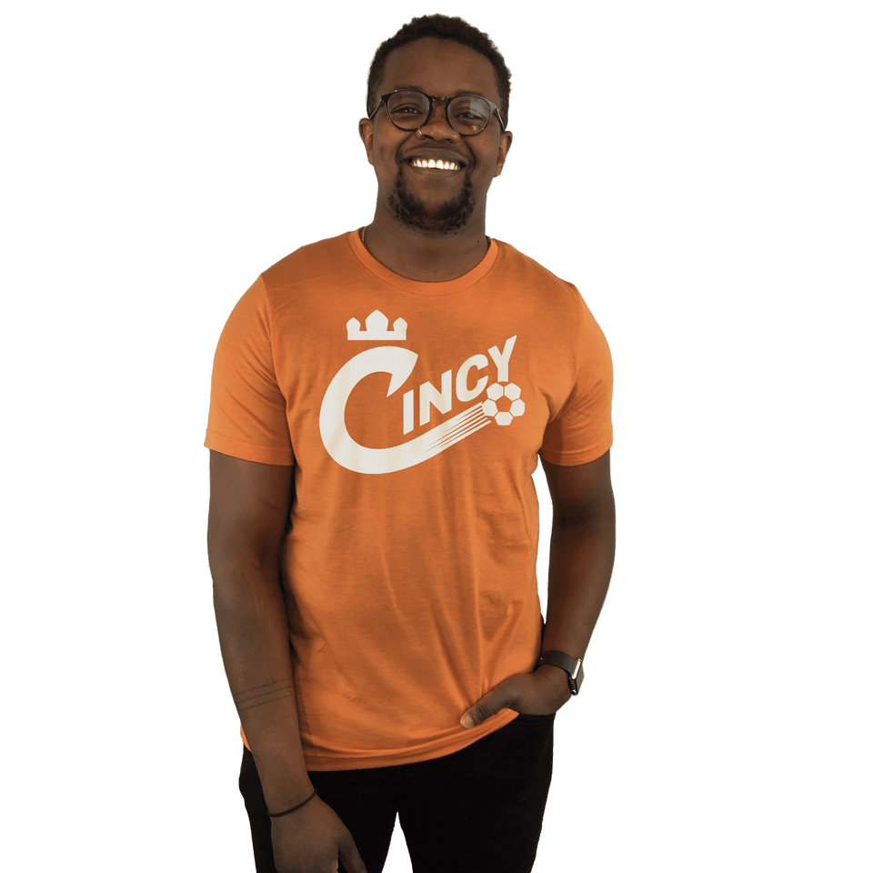 Cincy Swoop - FC Cincinnati Burnt Orange - Cincy Shirts