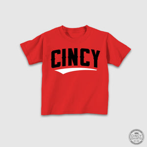 Cincy Swoop - Youth Sizes
