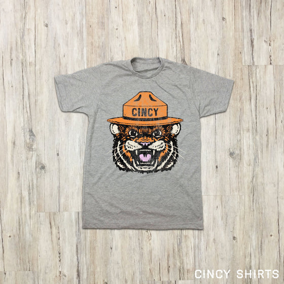Cincy The Tiger - Youth Sizes