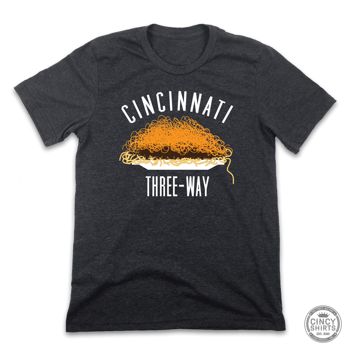 Cincinnati Chili Three-Way - Cincy Shirts