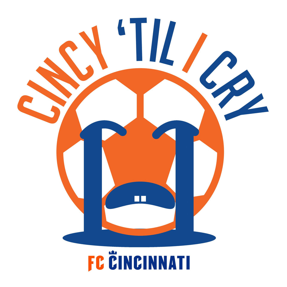 Cincy 'Til I Cry - FC Cincinnati Onesie - Cincy Shirts