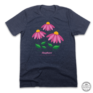 Coneflower - Cincinnati Nature Center - Cincy Shirts