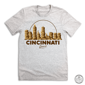 Donna's Cookies - Cookie Skyline - Cincy Shirts