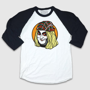 Cool Ghoul Full Color Raglan