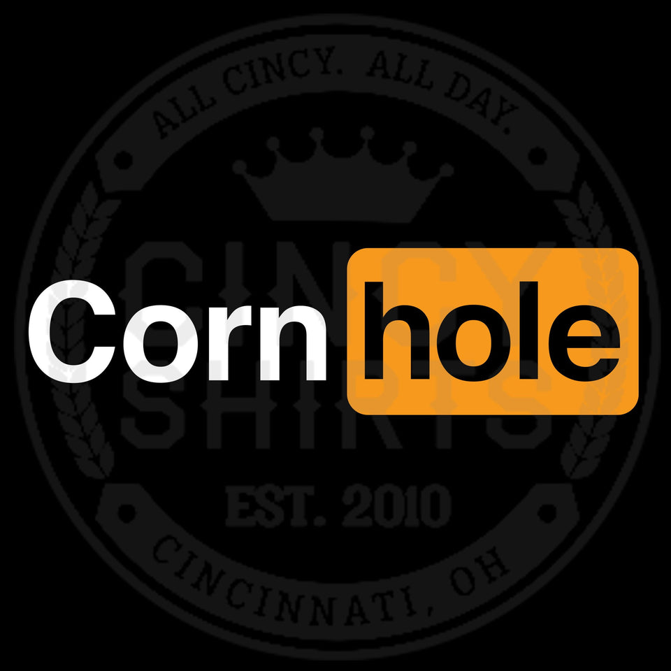 Cornhole - Cincy Shirts